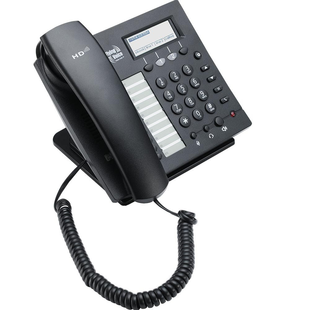 FV-IP622CW – Standard Business VoIP IP Phone, 2.4 Ghz WiFi, 2 * RJ45 (1 WAN + 1 LAN)