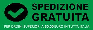 Spese di spedizione GRATIS!!!